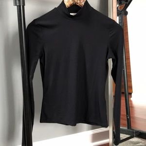 H&M Ribbed Stretch Long Sleeve Top